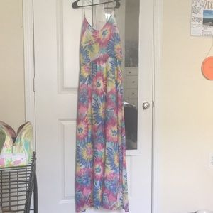 Dresses & Skirts - Floral Maxi